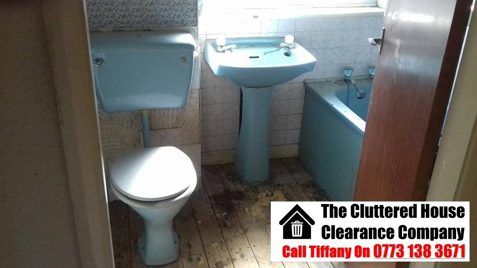 Cluttered Hoarded House Clearance Specialists