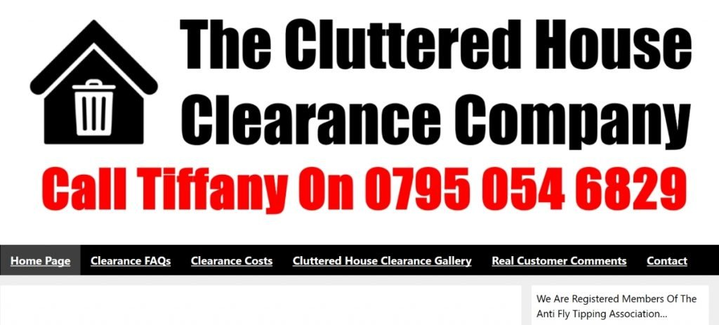 The Cluttered House Clearance Company