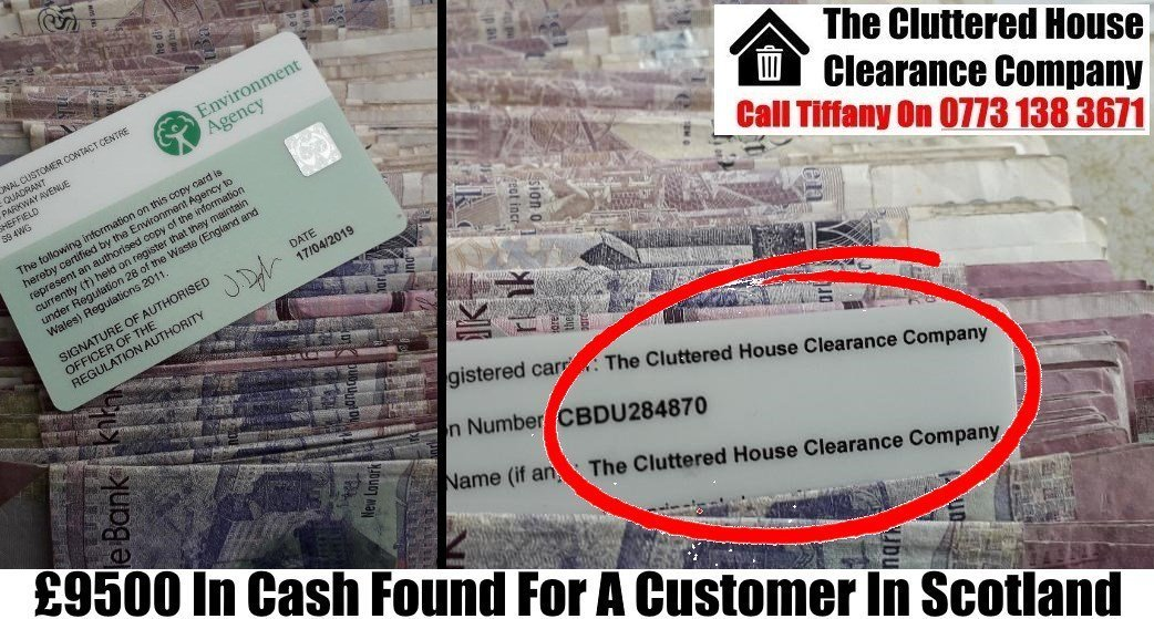 FREE Hoarded House Clearance Asset Recovery Service…