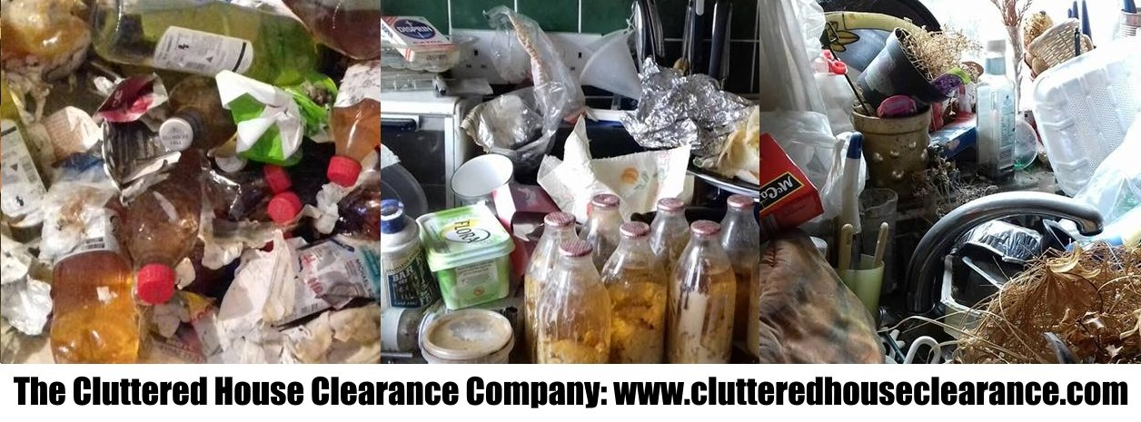 Clearing A Hoarder's Cluttered House Before And After Pics